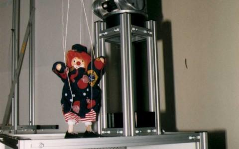 4-Achs-Marionette