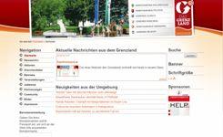 """Plattform für regionales Informationssystem """"Grenzland"""""""