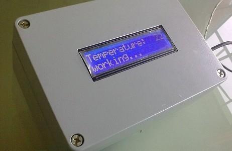 Temperaturerfassungssystem