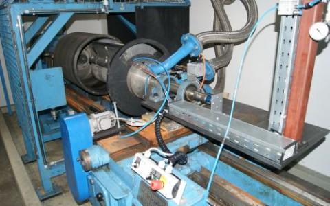 Automatisierung eines Dichtleistenprüfstandes
