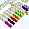 Simulation und Steuerung einer Lackieranlage