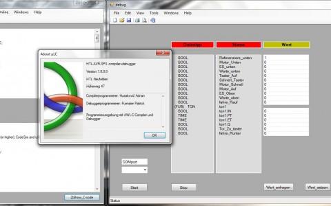 IEC 61131 konforme Programmierumgebung für AVR Prozessoren