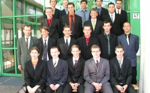 Absolventen 2005 5AAT