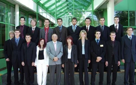 Absolventen 2005 5BI