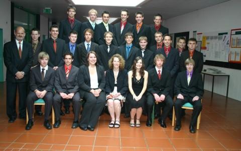 Absolventen 2008 5AAT