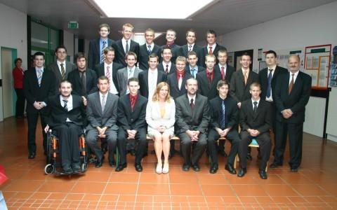 Absolventen 2008 5BI