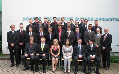 Absolventen 2010 5BI