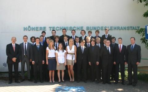 Absolventen 2011 5BI