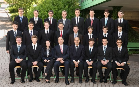 Absolventen 2012 5BI
