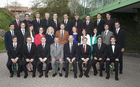 Absolventen 2013 5AAT