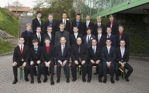 Absolventen 2013 5BI