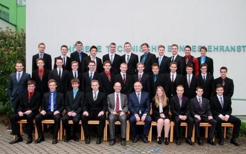 Absolventen 2014 5AAT