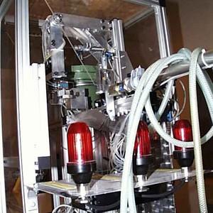 Be- und Entladestation CNC