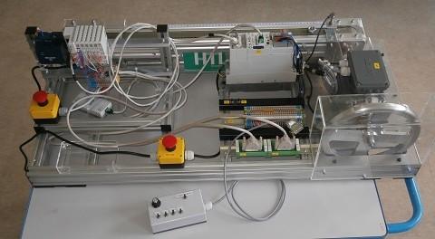 Frequenzumrichtermodelle Finalisierung