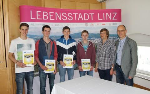 Tolle Ergebnisse beim Linz-Marathon
