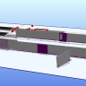 Simulationseinsatz in der Fensterglasproduktion