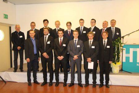 """Die viscotec Division der Starlinger & Co GmbH ist stolz auf """"ihre"""" Diplomanden der HTBLA Neufelden!"""