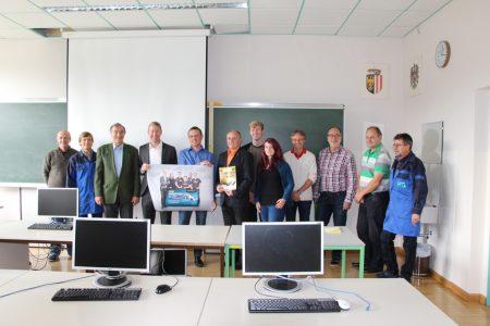 Eworx ist neuer Sponsor für HTL Neufelden