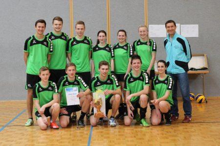 HTL Neufelden ist Volleyball-Mixed Landesmeister!