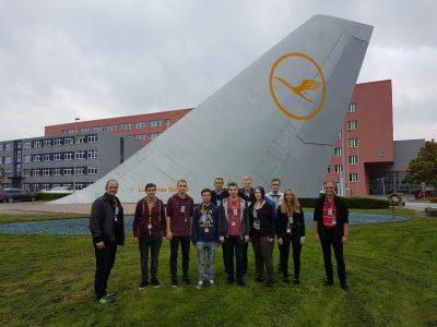 Abschlussfahrt 2017 5BI Hamburg
