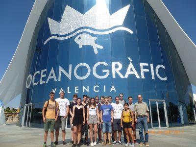 Spanisch – Sprachwoche 2017 in Alicante