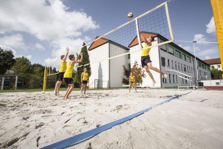 Schulsportgütesiegel in Gold für die HTL Neufelden