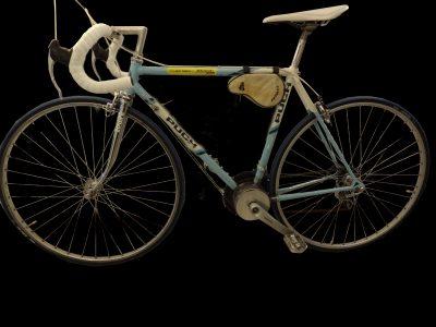 Trainingsgerät für den Rennradsport