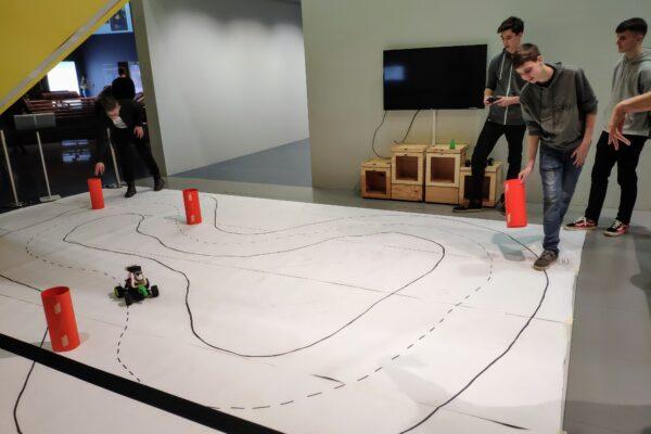 Kooperation HTL Neufelden & Ars Electronica