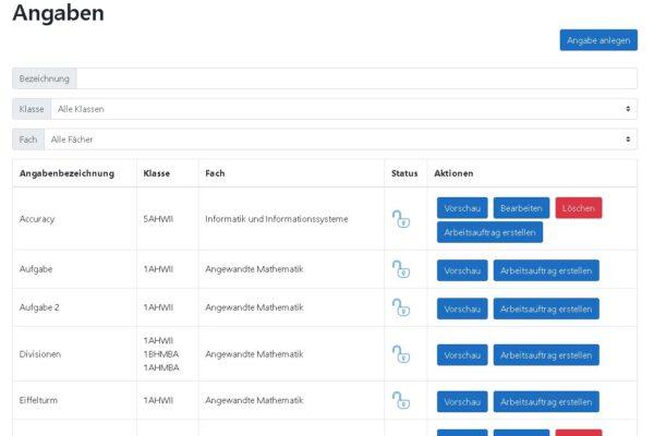 Digitale Unterstützungssoftware für Suppliereinheiten