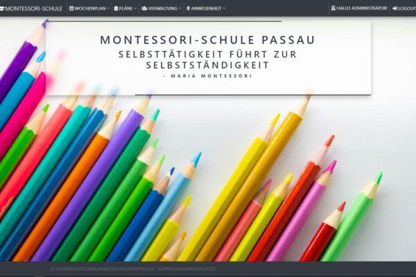 Digitale Unterrichtsplanung und Anwesenheitskontrolle